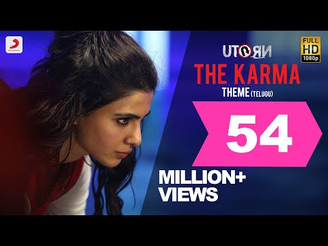 U Turn - The Karma Theme (Telugu) - Samantha | Anirudh Ravichander | Pawan Kumar