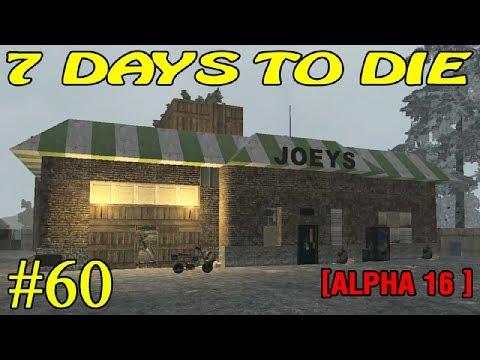 7 Days to Die Alpha 16 ► Мини база ► №60 (16+)