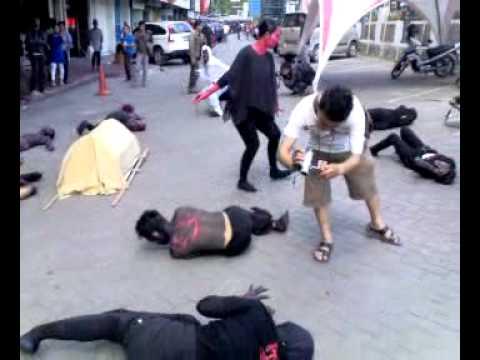 Tragedi 23 Mei - Sanggar Titian Barantai Uniska