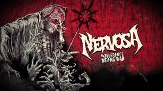 NERVOSA - Intolerance Means War (Lyric Video)