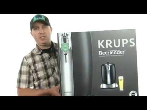 Chopeira Beertender B100 Heineken Krups - CHOIX STORE - www.choix.com.br