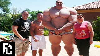 15 STRONGEST MEN in the World REVEALED | LIST KING Trending Viral