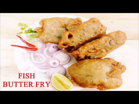 Kolkata style Fish Batter Fry- Recipe | Crispy Batter Fry Recipe | #Fish Butter Fry | Rose Kitchen |