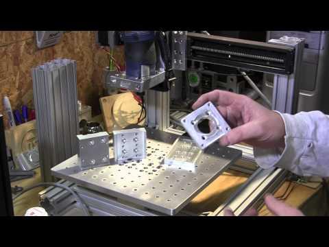 Homemade DIY CNC - THK KR33 CNC System Explained - Neo7CNC.com
