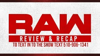 Monday Night RAW Review (10/15/18): World Cup Qualifiers, Faction Decention & More