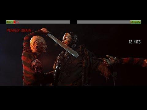 Freddy vs Jason...with healthbars