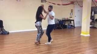 09/02/15 - Sensual Bachata Workshop with Daniel & Desirèe