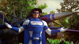 Commander Safeguard - Jungle Main Mungle   New Episode!