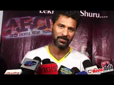 Remo Worked 25 Hrs In 24 Hrs For ABCD - Prabhu Deva