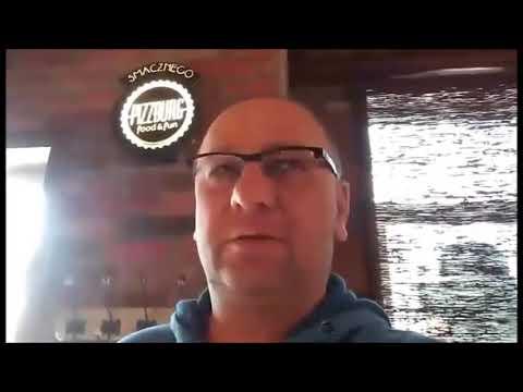 Grzegorz Halama Stand UP W PizzBurgu ZAPROSZENIE