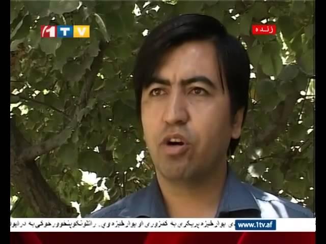 1TV Afghanistan Farsi News 29.08.2014 ?????? ?????
