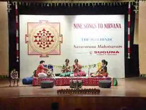 Navavarana Kritis: Fifth Avaranam video