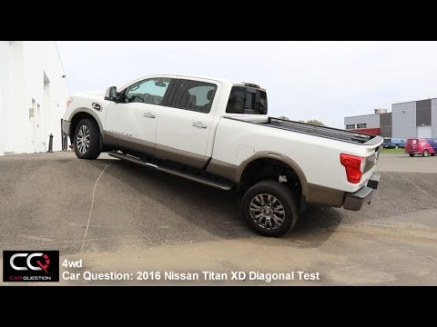4x4 TEST: 2016 Nissan Titan XD Diagonal and OffRoad / THE Most Complete review! / Part 6/8
