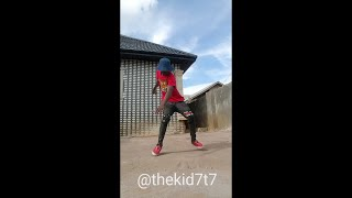 Tekno- skeleton dance video by 7t7 #skeleton #YEYEBOYFRIEND #thekid7t7 #tekno