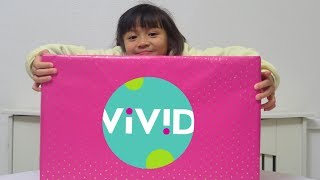 What's in the Box of Toys from Vivid Toys and Games?