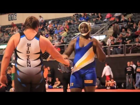 2012 Brute Nationals Wrestling Tournament Highlights - Day 3 Finalist Matches Image 1