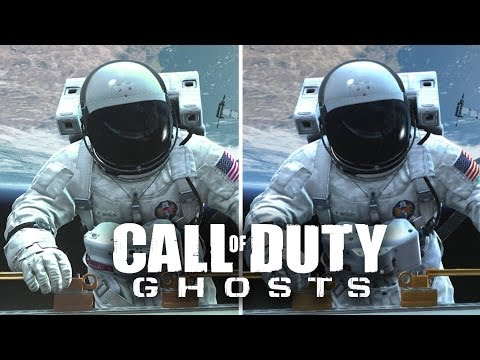 Call of Duty: Ghosts in 1080p - PS4 vs. Xbox One Commentary