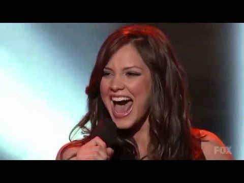 Best Live Vocals - Katharine McPhee | 2016
