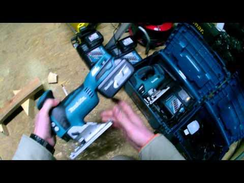 Wyrzynarka akumulatorowa Makita BJR180RFJ i DJR181RMJ