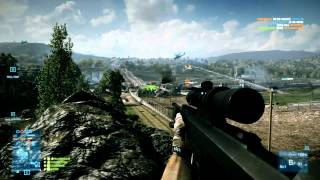Battlefield 3 ULTRA settings on GeForce GTX 680