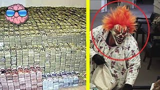 Top 10 BIGGEST BANK HEISTS Ever Pulled Off