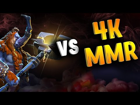4К ММР VS МАГНУС ДОТА 2 - MAGNUS VS 4K MMR DOTA 2