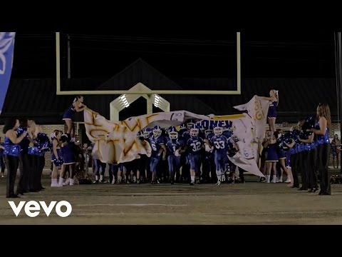 Mitch Rossell - God, Girls, and Football (Official Music Video)