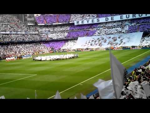 Real Madrid vs Bayern Munich 1 - 0 Himno Uefa Champions League