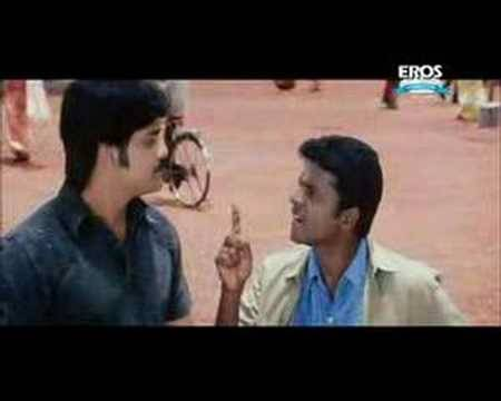 Nagarjuna - Scene from Meri Jung - One Man Army