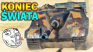KONIEC ŚWIATA - World of Tanks