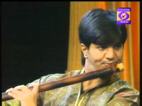 Carnatic Music - Thamarai Pootha Thadakam -  Jayanth Flute