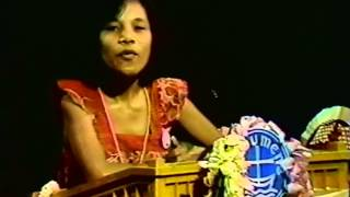 Darlene Keju Speech to World Council of Churches, Vancouver 1983