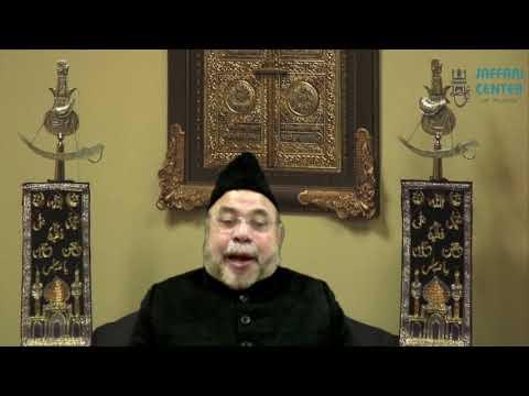 LIVE 5th #Muharram  - Maulana Sadiq Hasan Majlis 2020/1442