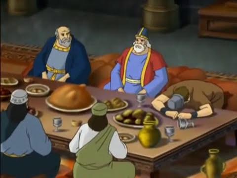 Historias de Fé - El Antiguo Testamento (Completa en dibujos animados)
