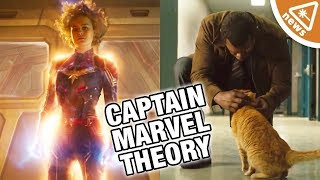 Why A New Theory about Captain Marvel