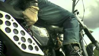 BLAZER (motorcycle movie) by Simon and Gregory Mills