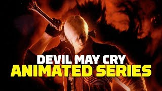 Devil May Cry Series Joins Castlevania in New Multiverse from Adi Shankar