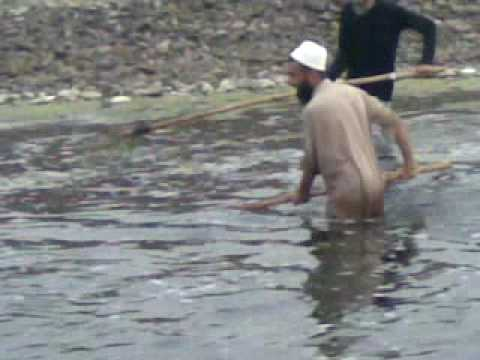 SWABI DHOKE FISHING WITH GENERATOR