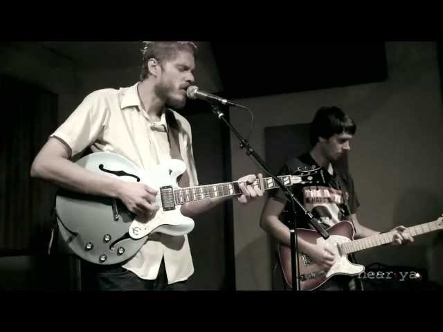 "The Deep Dark Woods - Oh Babe It Ain't No Lie"" - HearYa Live Session 9/21/10"
