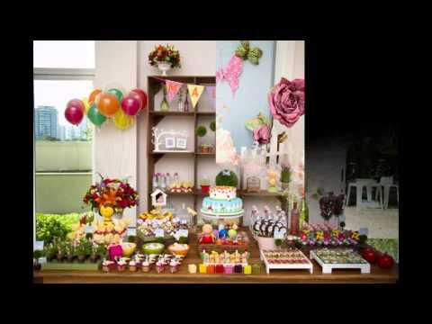 Exotic Garden Party Decoration Ideas