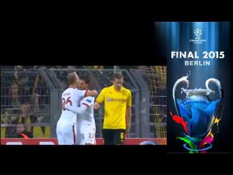 Borussia Dortmund 4-1 Galatasaray Maç Özeti