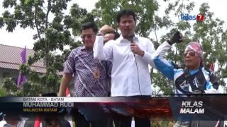 Kilas7 TV Batam - Ketua RW dan Warga Jadi Tersangka, Ratusan Warga Batu Aji Demo Di Pemko