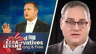 Rebel Derangement Syndrome After UCP Win, Anti-Oilsands Hardest Hit | Ezra Levant