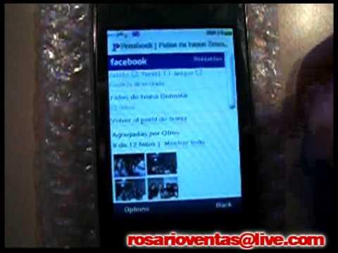 Celular F003 FlyYing - PARTE 6 [Facebook. CNN]