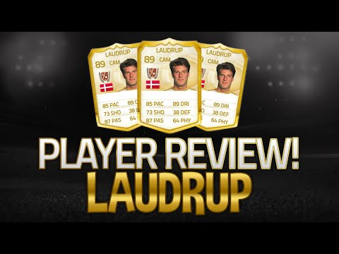 Fifa 15 Legend Michael Laudrup Player Review Ultimate Team