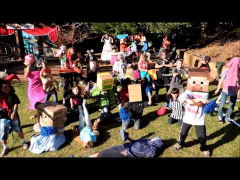 Harlem Shake (Magic Apple School)