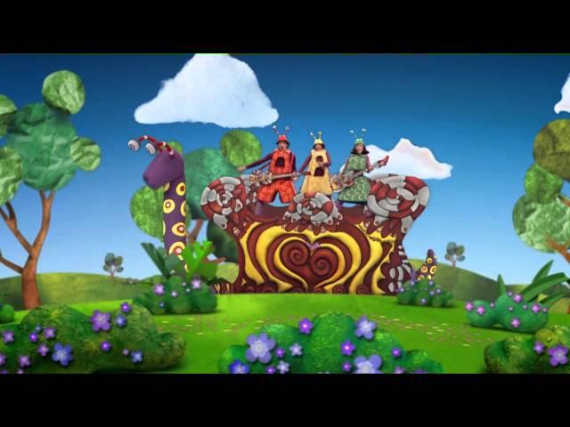 El Jardín de Clarilú - Al ritmo de los ABC