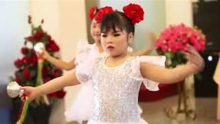 Múa mừng sinh nhật Bé Minh Ngọc