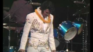 Watch Elvis Presley Steamroller Blues video
