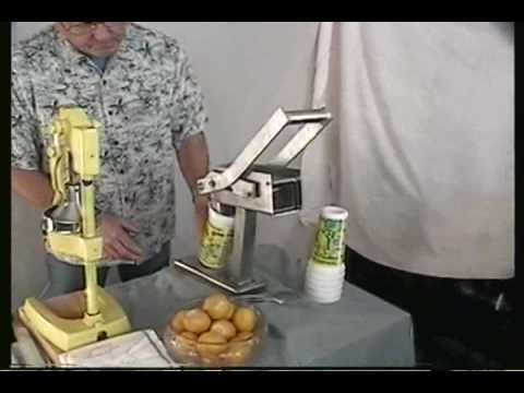 lemonade press machine